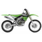 Мотоцикл Kawasaki KX450F 2006-2010г
