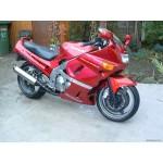 Мотокаталог Kawasaki ZZR600-1990-1992