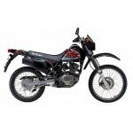 Мотокаталог Suzuki DR125 1995-2002