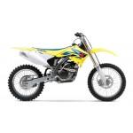 Мотокаталог Suzuki RM-Z 250 2002-2009