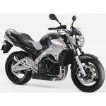 Мотокаталог Suzuki GSR400 2006-2008