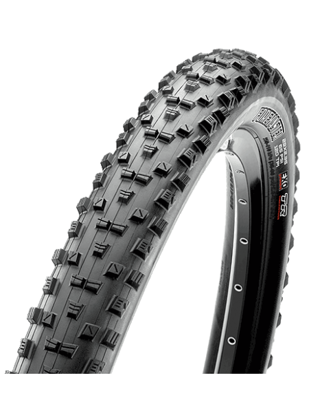Покрышка Maxxis Forekaster 27.5x2.20 TPI 120 кевлар EXO/TR Dual