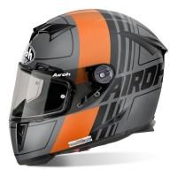 Шлем интеграл Airoh GP500 Scarpe Orange Matt
