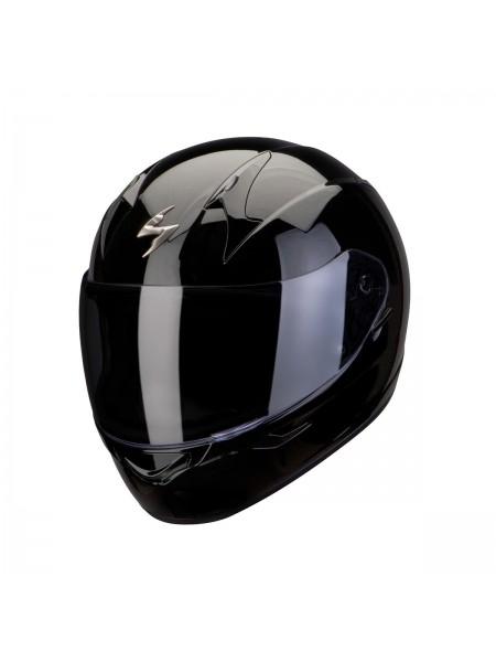 Шлем интеграл SCORPION EXO-390 Black