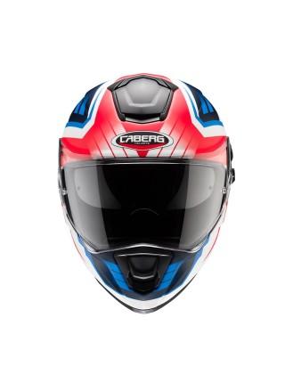 Шлем интеграл Caberg DRIFT EVO GAMA, Белый/Красный/Синий
