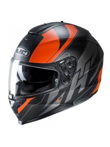 Шлем интеграл HJC C70 BOLTAS MC7SF