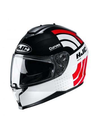 Шлем интеграл HJC C70 CURVES MC1