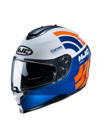 Шлем интеграл HJC C70 CURVES MC27