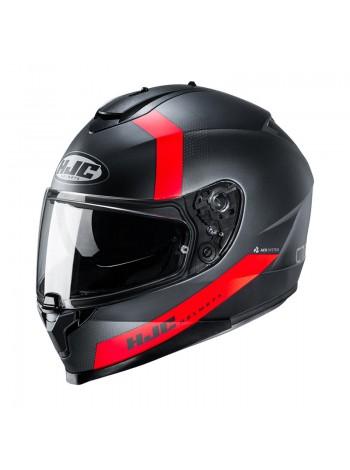 Шлем интеграл HJC C70 EURA MC1SF