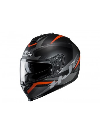 Шлем интеграл HJC C70 TROKY MC7SF