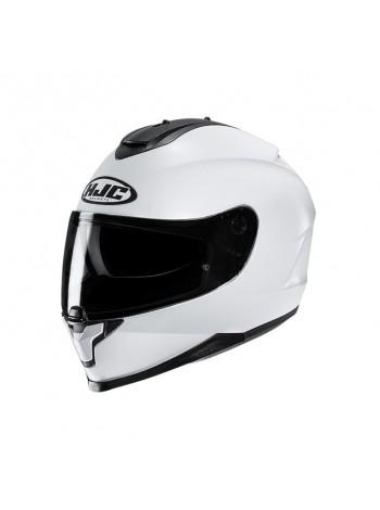 Шлем интеграл HJC C70 PEARL WHITE