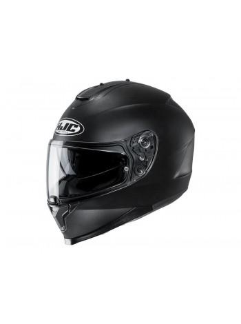 Шлем интеграл HJC C70 SEMI FLAT BLACK