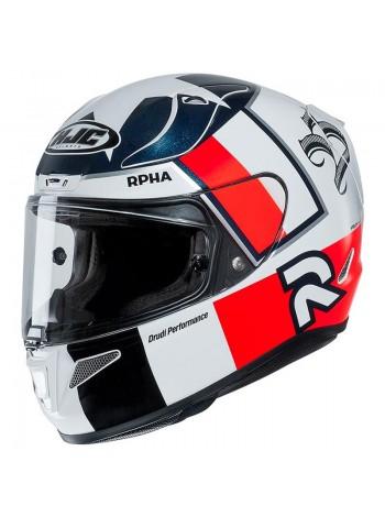 Шлем интеграл HJC RPHA 11 BEN SPIES MC1