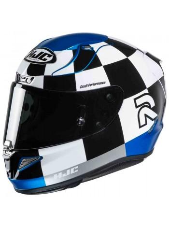 Шлем интеграл HJC RPHA 11 MISANO MC2