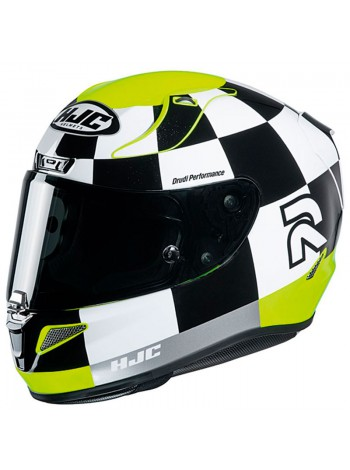 Шлем интеграл HJC RPHA 11 MISANO MC4H