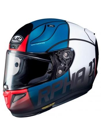 Шлем интеграл HJC RPHA 11 QUINTAIN MC21SF