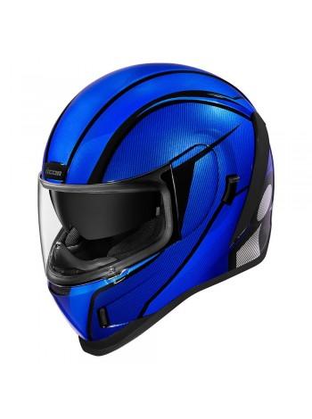 Мотошлем Icon Airform Conflux Blue