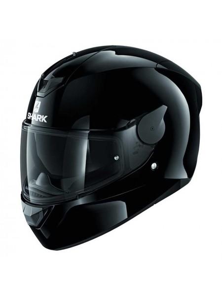 Шлем Shark D-SKWAL 2 BLANK Черный