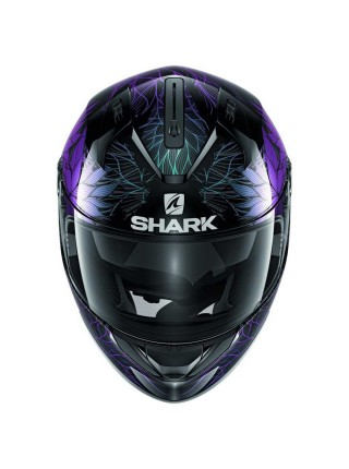 Шлем интеграл Shark Ridill NELUM Фиолетовый