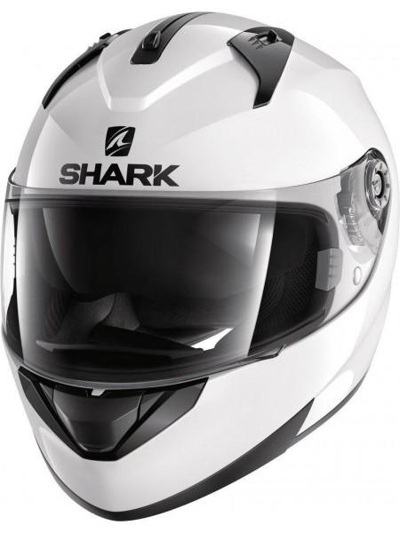 Шлем интеграл Shark Ridill White