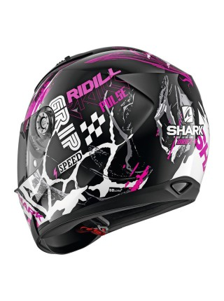 Шлем интеграл Shark Ridill DRIFT-R Фиолетовый