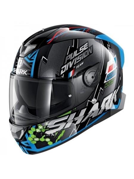 Шлем интеграл Shark SKWAL-2 NOXXYS KBG