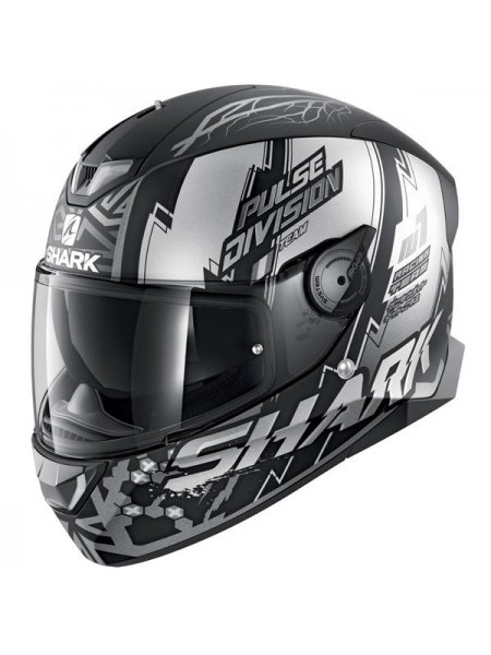 Шлем интеграл Shark SKWAL-2 NOXXYS Mat KAS
