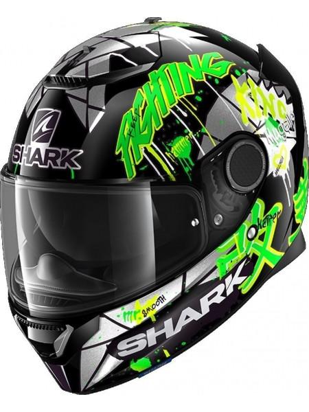 Шлем Shark SPARTAN 1.2  LORENZO CATALUNYA GP KGX