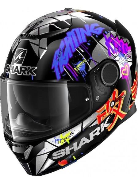 Шлем Shark SPARTAN 1.2  LORENZO CATALUNYA GP KRX
