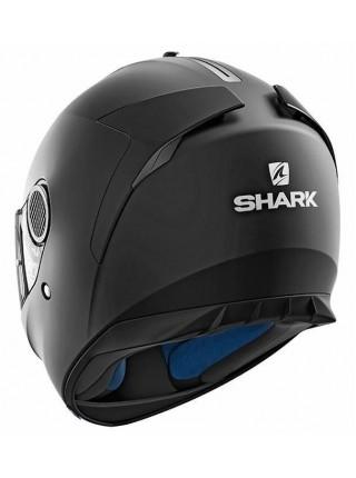 Шлем интеграл Shark SPARTAN 1.2 Черный матовый