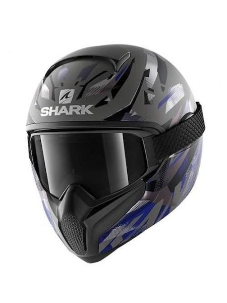 Шлем интеграл Shark VANCORE 2 Kanhji mat