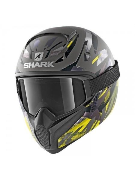 Шлем интеграл Shark VANCORE 2 Kanhji