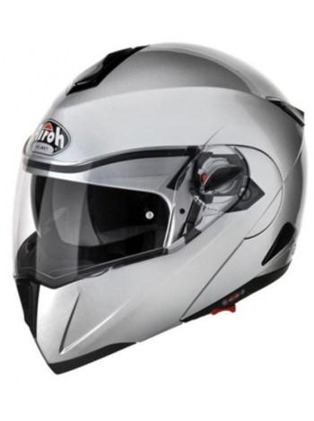 Шлем модуляр Airoh C100 серебряный
