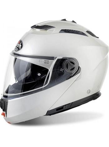 Шлем модуляр Airoh Phantom-S Белый