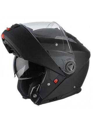 Шлем модуляр Airoh Phantom-S Черный Матовый
