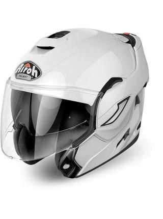 Шлем модуляр Airoh REV 19 COLOR WHITE GLOSS
