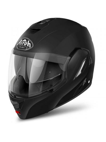 Шлем модуляр Airoh Rev Color черно-матовый