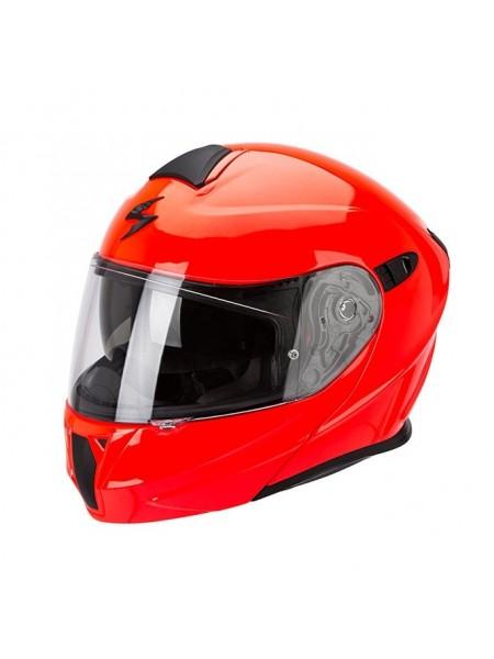 Шлем модуляр Scorpion EXO-920 Red