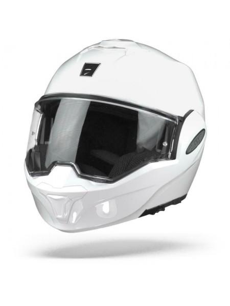 Шлем модуляр Scorpion EXO-TECH SOLID Белый
