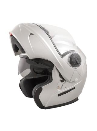 Шлем модуляр THH 797 Серебристый