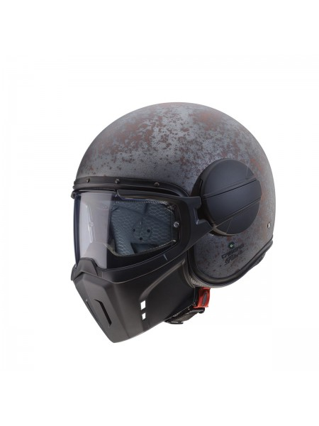 Шлем открытый Caberg  JET GHOST RUSTY