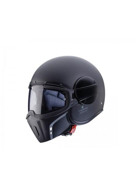 Шлем открытый Caberg  JET GHOST Черный