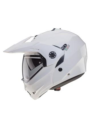 Модуляр Caberg TOURMAX Белый металлик