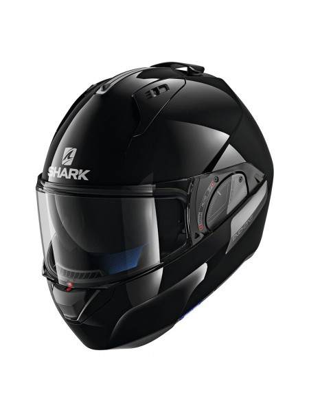 Мотошлем EVO-ONE 2 BLANK Черный