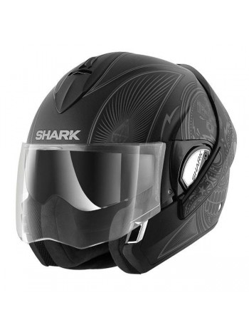 Шлем модуляр SHARK EVOLINE III MEZCAL KAS