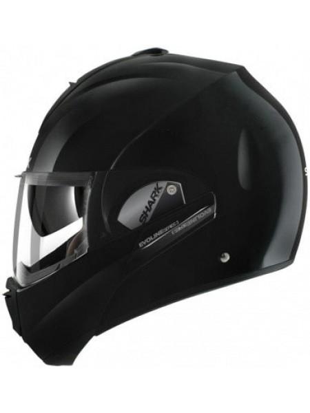 Шлем модуляр SHARK EVOLINE III Blank BLK