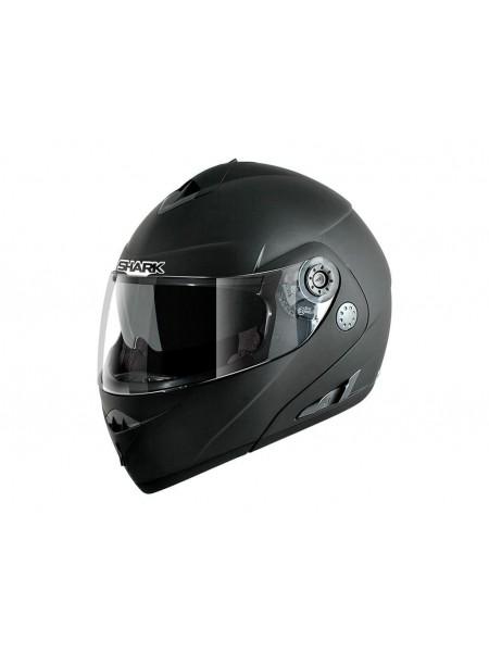 Шлем модуляр SHARK OPENLINE Black Matt