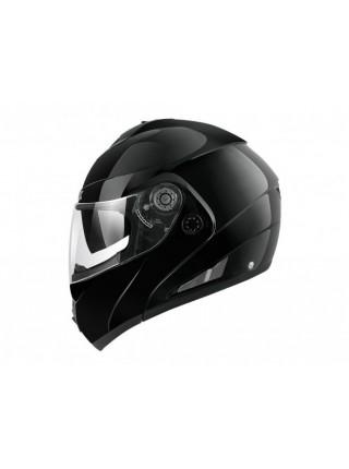 Шлем модуляр SHARK OPENLINE Black
