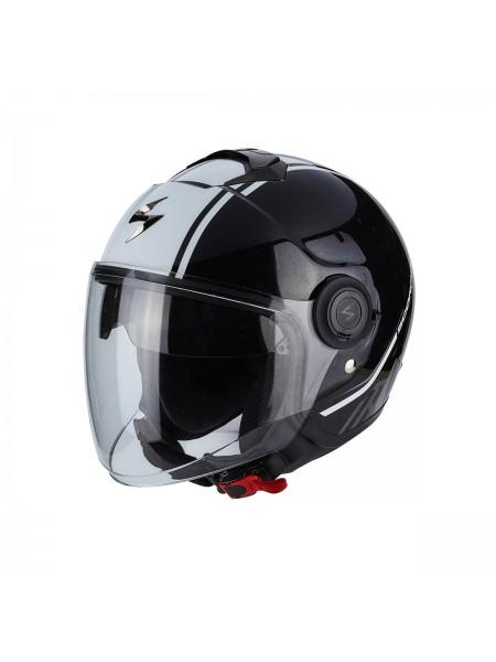 Шлем открытый SCORPION EXO CITY AVENUE  Черный