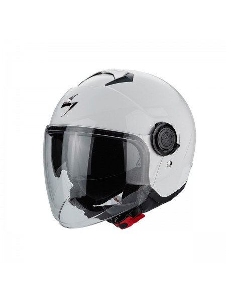 Шлем открытый SCORPION EXO CITY SOLID Белый